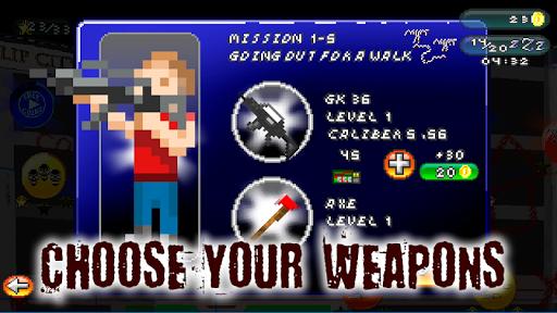 Dead Chronicles: retro pixelated zombie apocalypse 2.6.3 screenshots 3