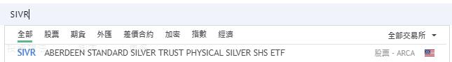 SIVR 美股,SIVR stock,SIVR白銀,SIVR ETF,SIVR股價,SIVR配息