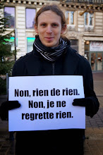 Photo: Action contre le foie gras Organisateur :  L214
