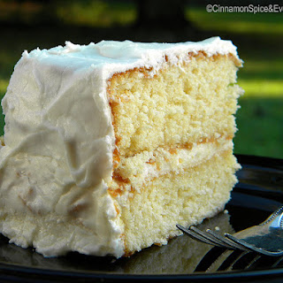 The Best One-Bowl Yellow Cake.
