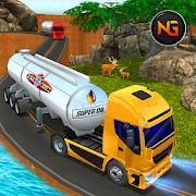 Offroad Oil Tanker Transporter Truck Driving 2020