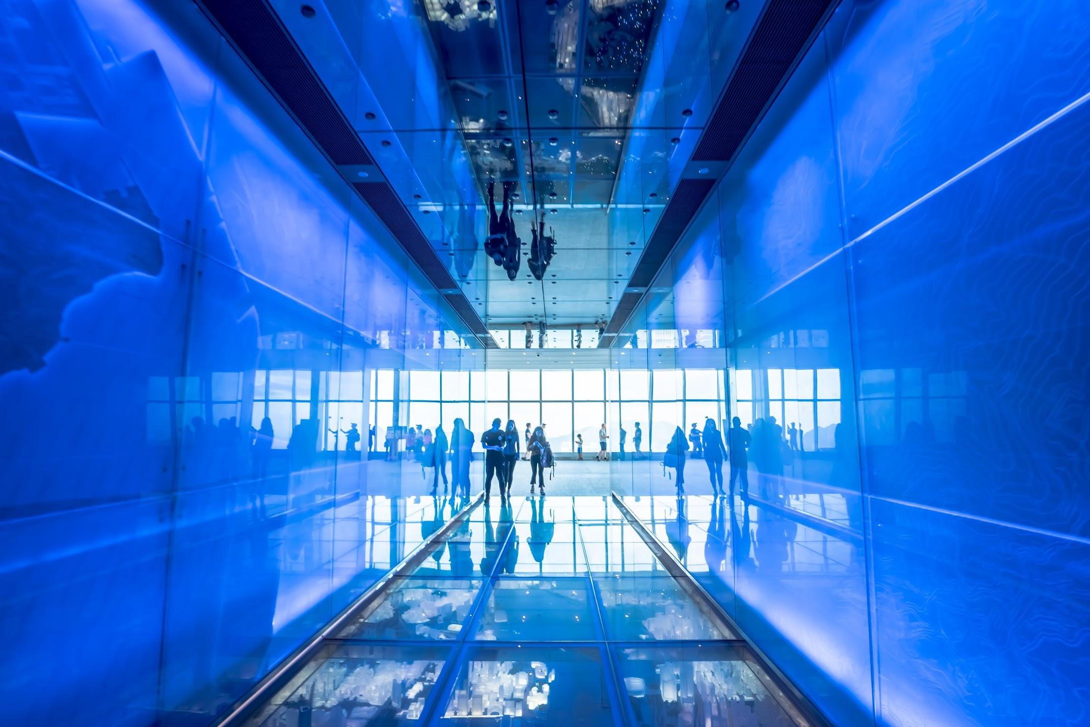 香港 スカイ100(sky100)3