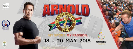 The Arnold Classic Africa : Soulcare Sport