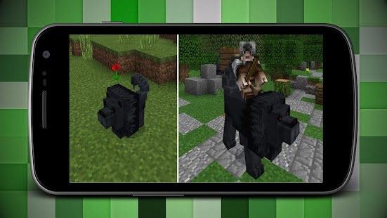 Amazing Mobs Creatures Mod for MCPE - náhled