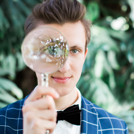 Wedding photographer Maksim Gorbunov (GorbunovMS). Photo of 28.12.2017