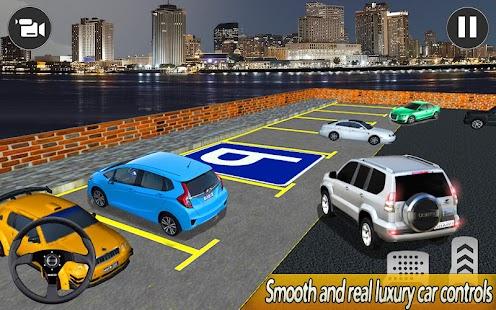 Drive  Car Parking Simulator Games 2017 - náhled