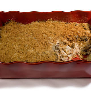Baked Chicken and Artichoke Casserole.
