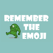 Remember The Emoji