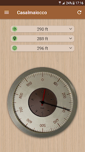 Accurate Altimeter- screenshot thumbnail