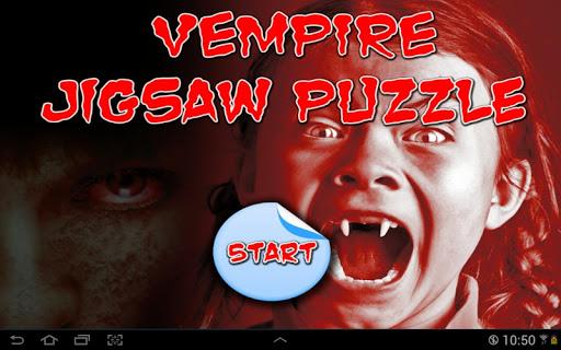 Vampire Jigsaw Puzzle