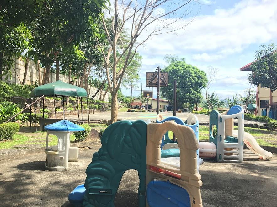 Punta de Fabian Kid's Playground