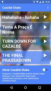 Cazalbé Shake screenshot 0