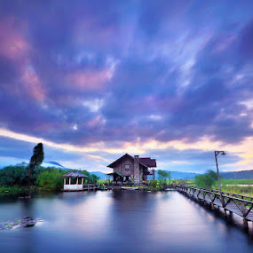 Guest House by Andrew Supit - Landscapes Weather