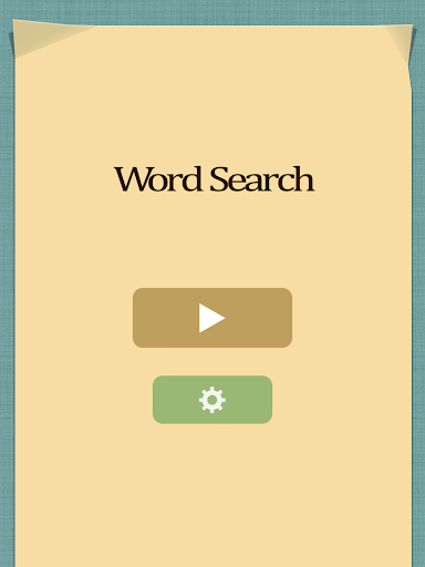 Word Search Zen - screenshot