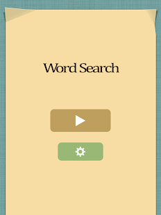 Word Search Zen- screenshot thumbnail