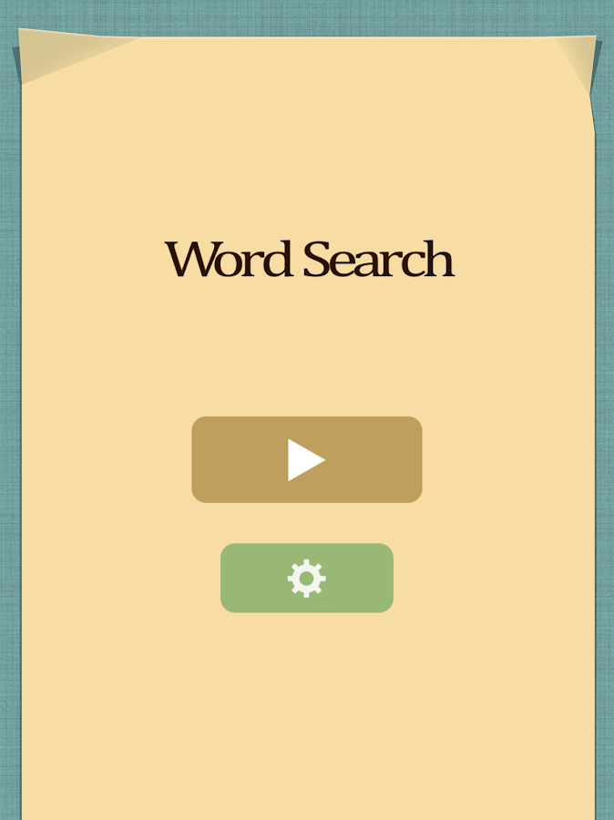Word Search Zen- screenshot