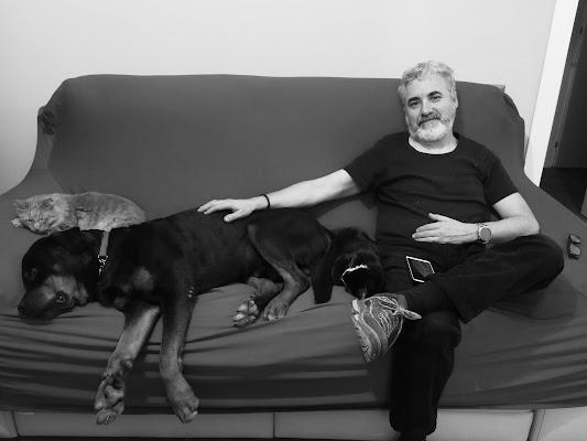 Tutti sul divano di Lory67
