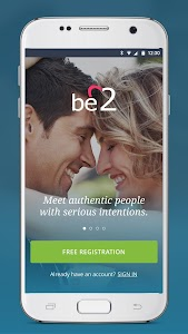 be2 – Matchmaking for singles screenshot 0