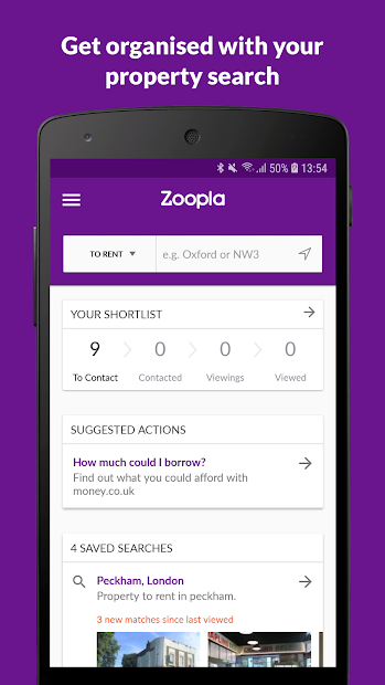 Zoopla Property Search UK - Home to buy & rent