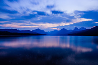 Photo: Short trip to Glacier Back from Glacier NP and ready to edit crazy amounts of wedding pictures... but first... #sunrise  The first picture I've edited with my new computer. Small/power efficient and POWERFULL  Anyway it was a short but great trip and had me thinking about the upcoming big trip... AKA life on the road with Faith In America Project