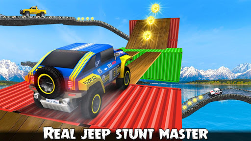 Offroad Jeep Driving 3D - Real Jeep Adventure 2019  screenshots 1