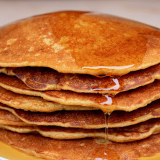 Butternut Squash Buttermilk Pancakes