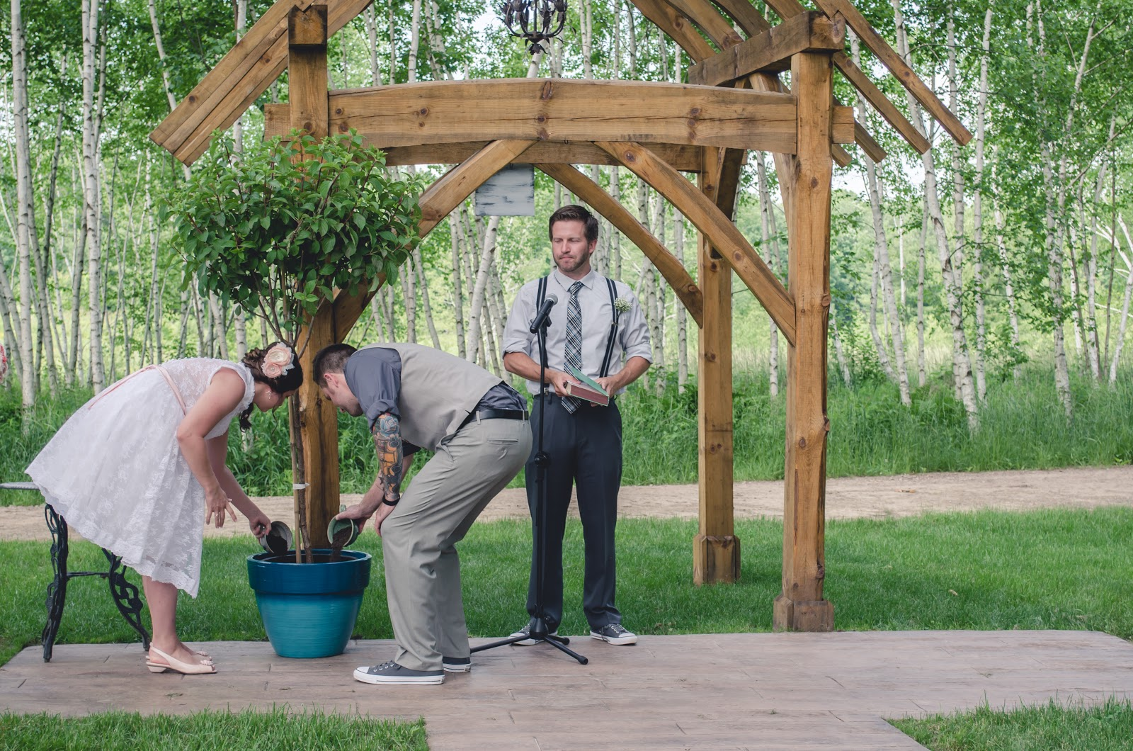 How to decide on a unity ceremony that fits your wedding day