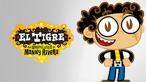 El Tigre: The Adventures of Manny Rivera thumbnail