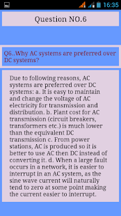 Electrical Interview Questions - náhled