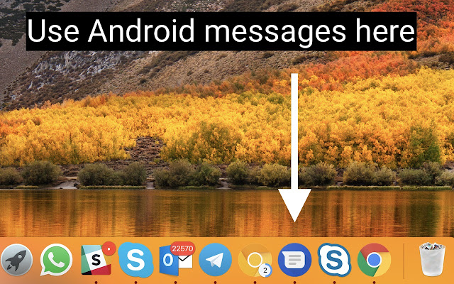 messages android com