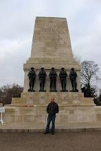 Photo: Memorial aos soldados da segunda guerra