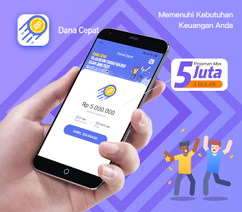 KSP DanaCepat Pinjam Uang Tunai Kredit Dana - Google Play 앱