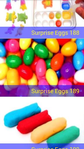 玩免費漫畫APP|下載Surprise Eggs unboxing toys app不用錢|硬是要APP