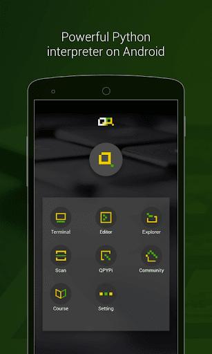 QPython - Python for Android 2.2.3-1 screenshots 1