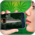 Virtual weed icon
