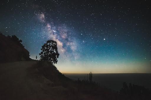 Observando o céu
