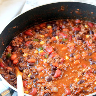 Venison Chili With Beans Recipes
