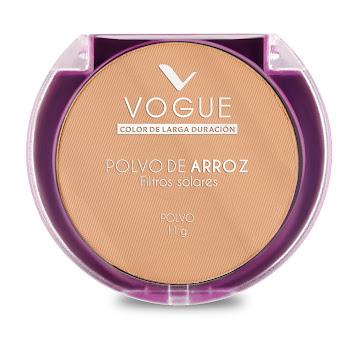 Polvo Compacto De Arroz Vogue