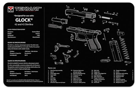 TekMat Glock 42-43