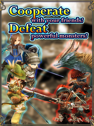 RPG Toram Online game (apk) free download for Android/PC/Windows screenshot
