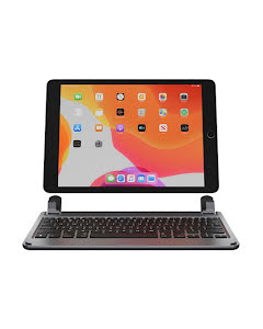 Brydge Aluminium BT Keyboard for iPad 10.2 - Space Gray