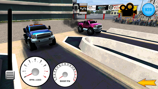 Diesel Drag Racing- screenshot thumbnail
