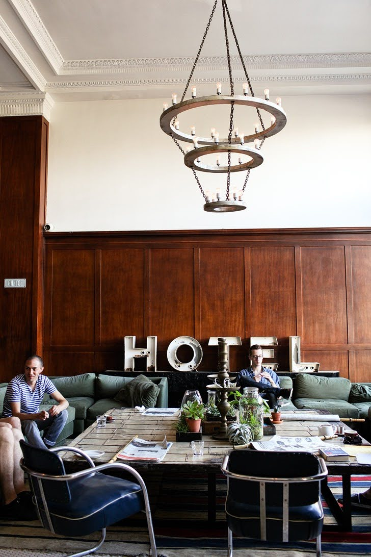 Ace Hotel (101 Things to Do in Portland Oregon).