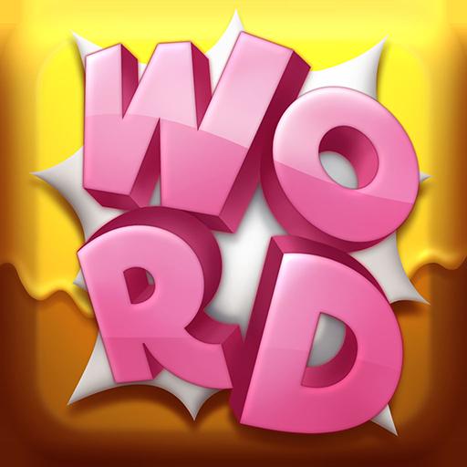 Hi Word Blast - Candy Brain Puzzle Games