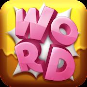 Word Blast Saga - Candy brain puzzle games