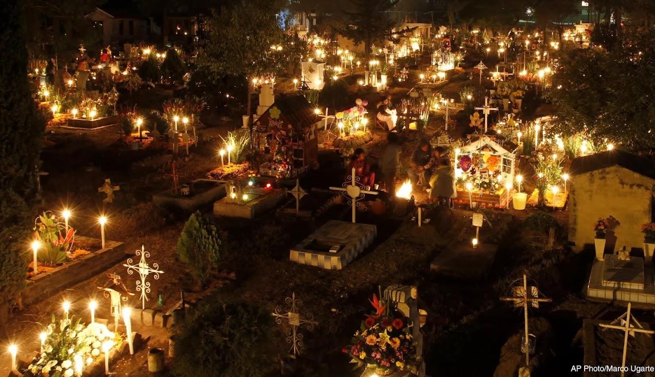 Dia dos Mortos, quando o México se enche de vida