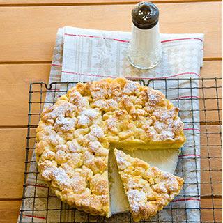 Ros'S Apple Shortcake Recipe