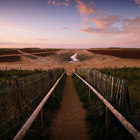 by Joe Lawrence - Landscapes Beaches