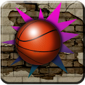 Basketball Throw icon