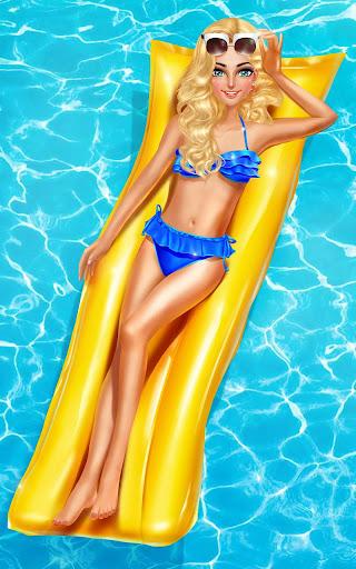Water Park Salon - Summer Girl 1.5 screenshots 12